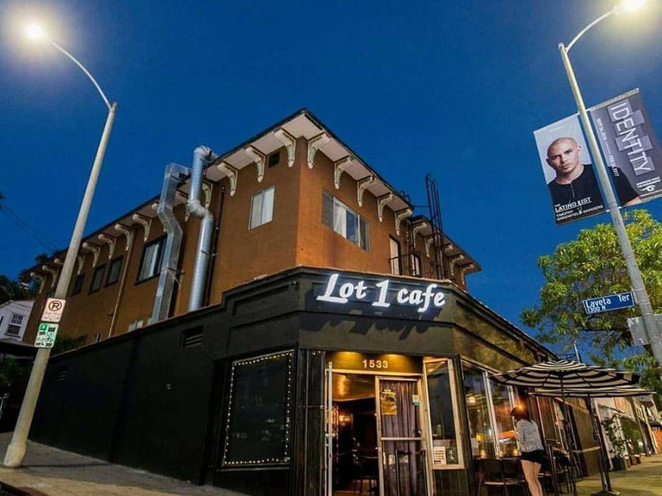 Lot 1 Cafe