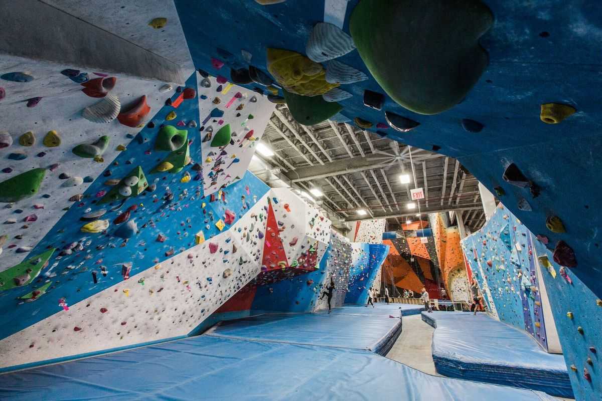 Big Rock Climbing Gym Planned For Callowhill Warehouse