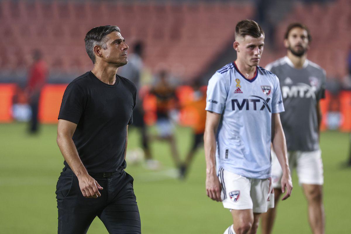 MLS: FC Dallas at Houston Dynamo