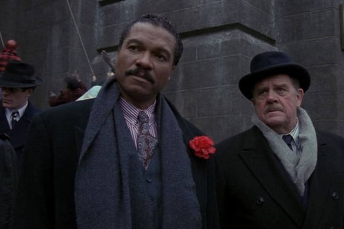 Billy Dee Williams Will Play Two Face In The Lego Batman