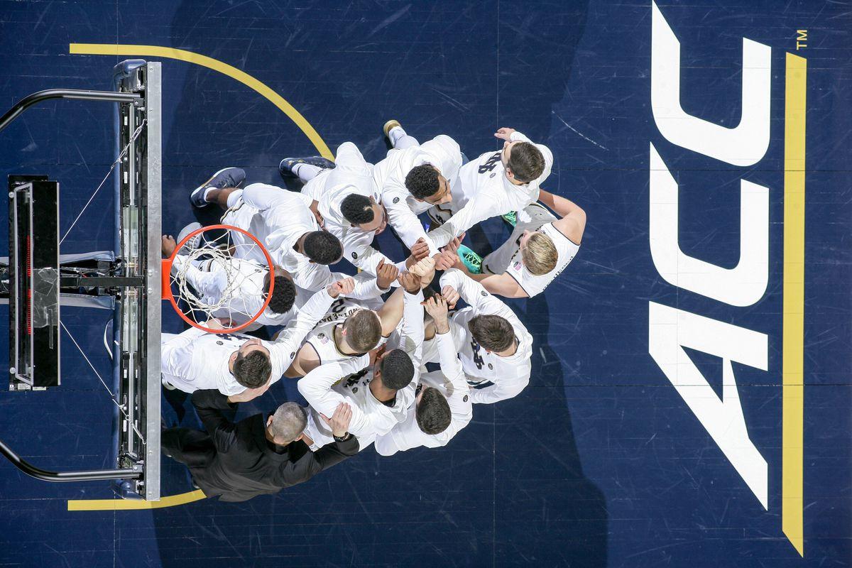 NCAA Basketball: Georgia Tech at Notre Dame