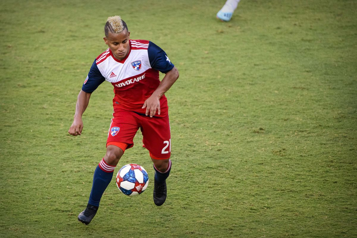 MLS: Real Salt Lake at FC Dallas