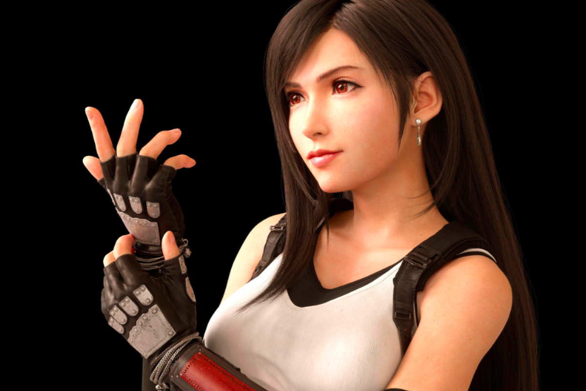 Square Enix explains Tifa's smaller breasts in Final Fantasy