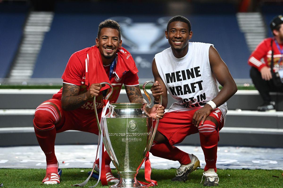 BFW Seasonal player ratings: Bayern Munich's defenders - Bavarian Football  Works