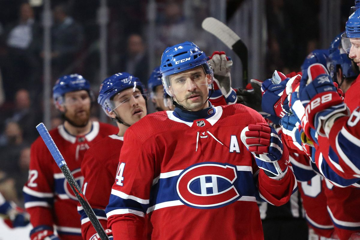 Habs Headlines  Plekanec shares his thoughts on his trade to the ... d8d52b080