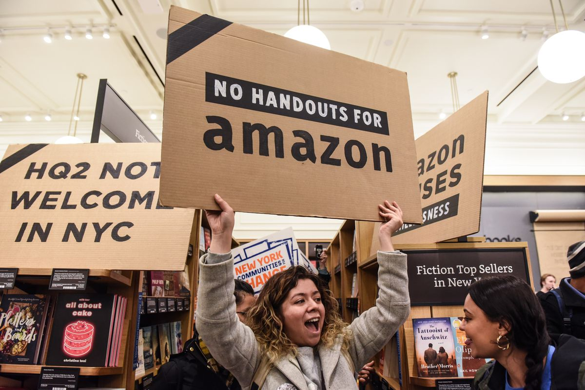 Amazon dumps NYC, shocking developers who had rushed to be near its new HQ2