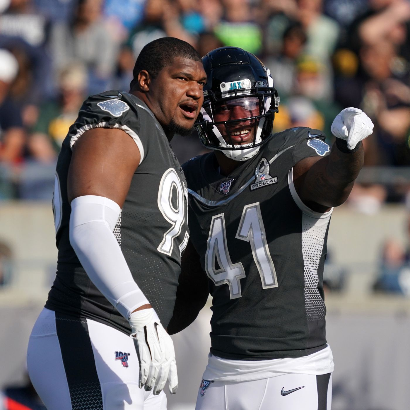 Afc Wins 2020 Pro Bowl While Jaguars Players Make Lasting Impression Big Cat Country