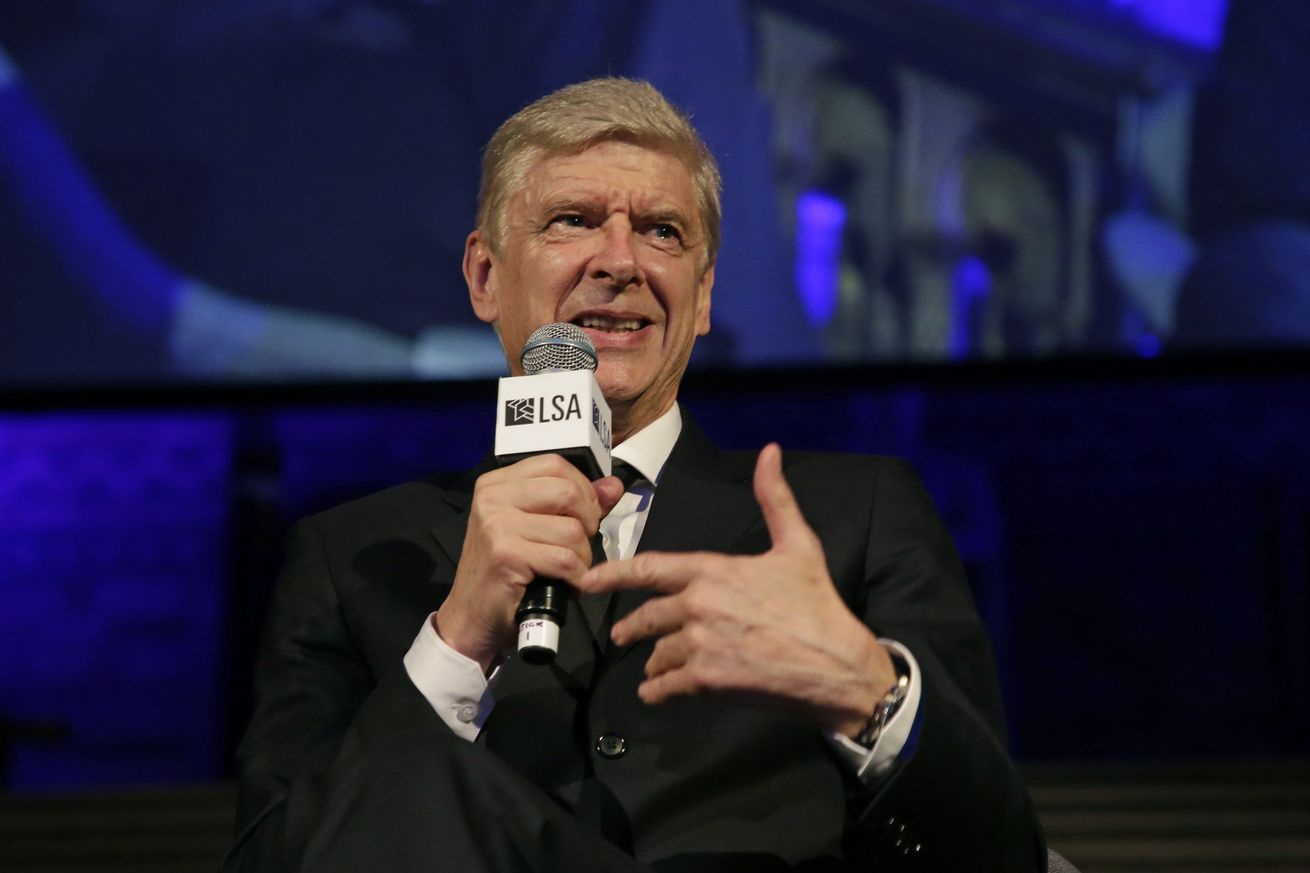 MANAGER RUMORS: Former Arsenal manager Arsene Wenger linked to take over at AC Milan in January