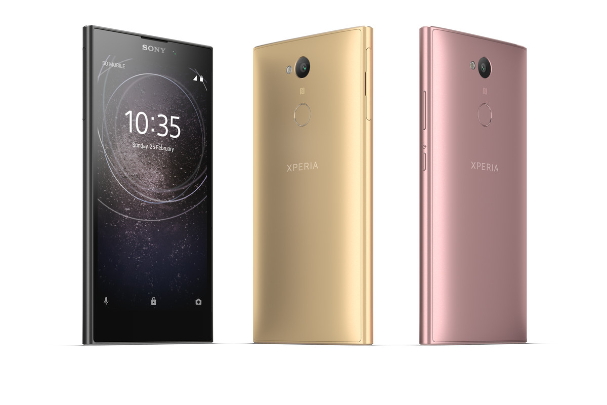 newest 7af31 0af8b Sony is finally shipping a fingerprint sensor on a phone in the US ...