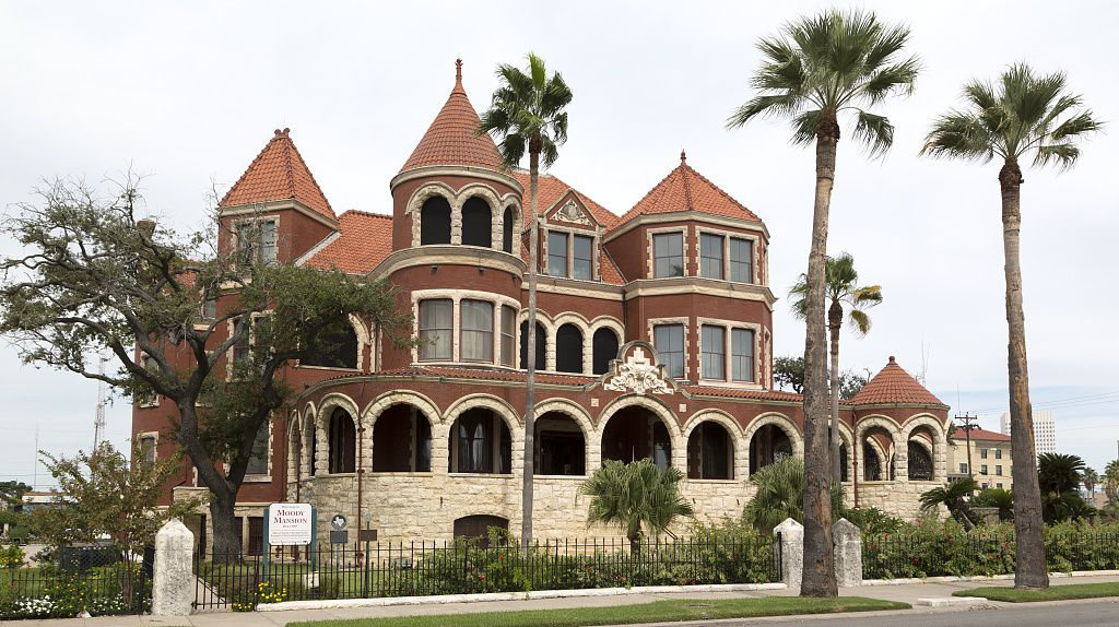 The Glories Of Galveston, A Victorian Playground On The Gulf