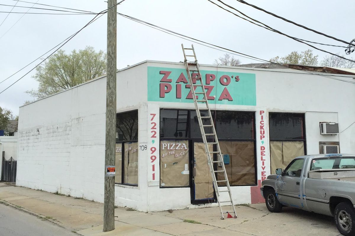 Zappo's Pizza