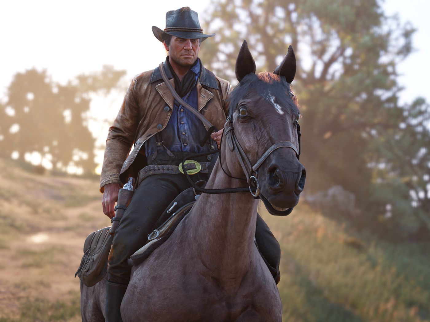 Red Dead Redemption 2 Hands On Two Hours With Rockstar S Wild West