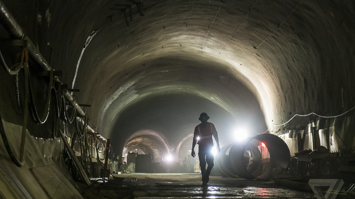 inside new york citys east side access the biggest transportation