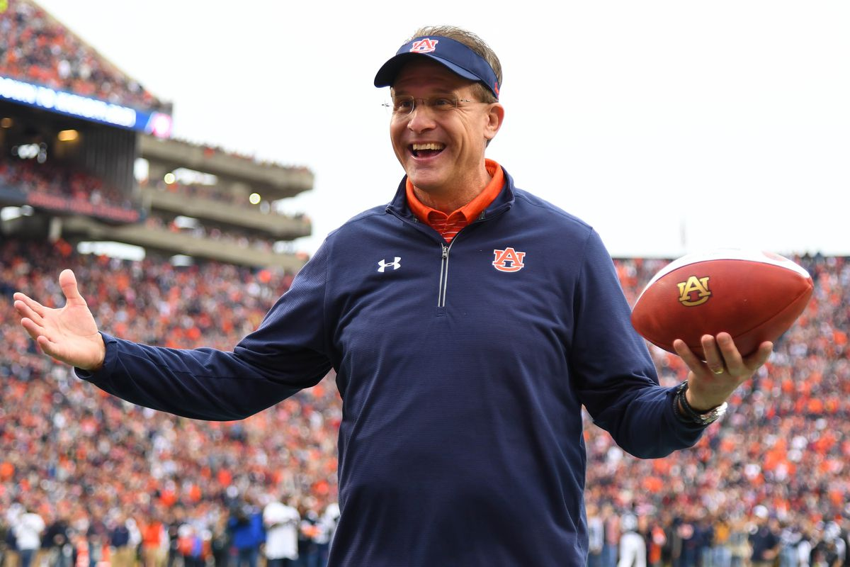 Auburn Football Preview 2018 Sturdy Speedy And A Reckless