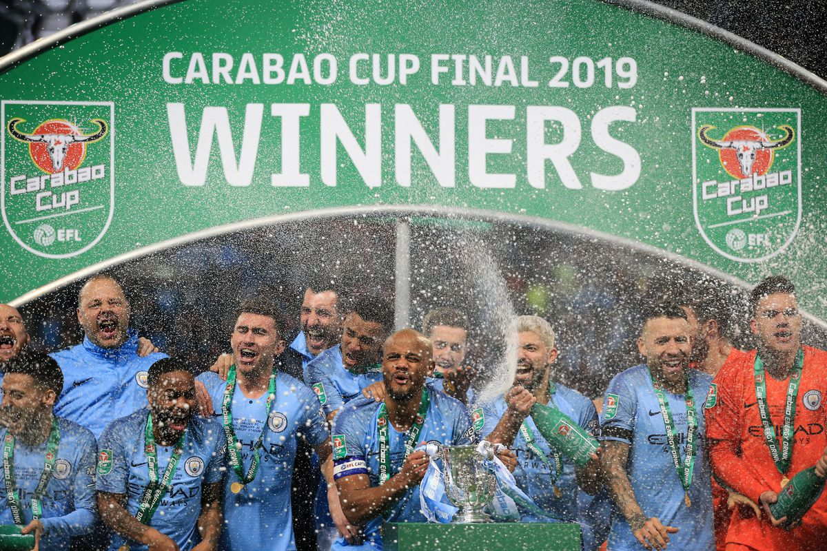 Chelsea v Manchester City - Carabao Cup Final