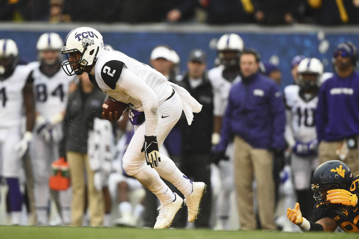 TCU needs another big game from Trevone Boykin if they hope to stay in the hunt for the College Football Playoff