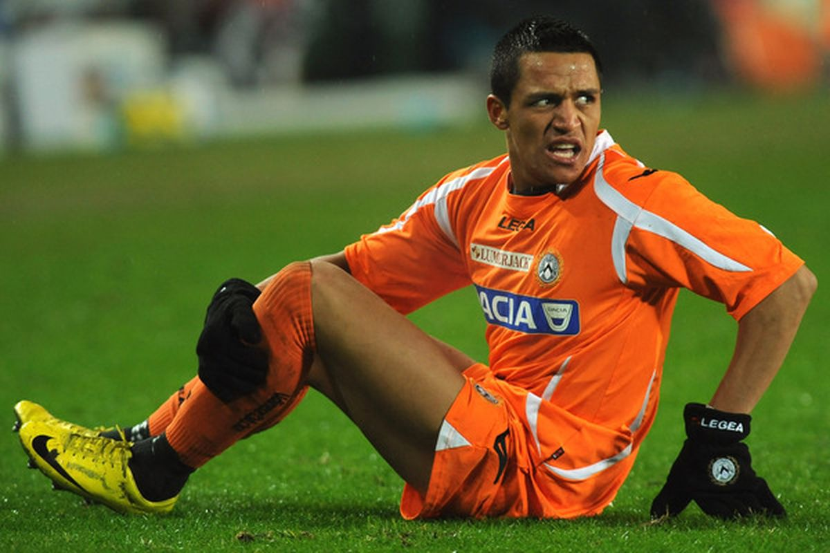 If all go as planed Sanchez will be a Barcelona player this week.
