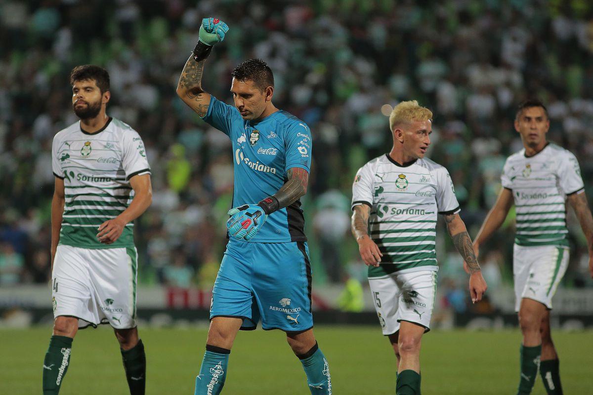 Santos Laguna v Monterrey - Torneo Clausura 2018 Liga MX