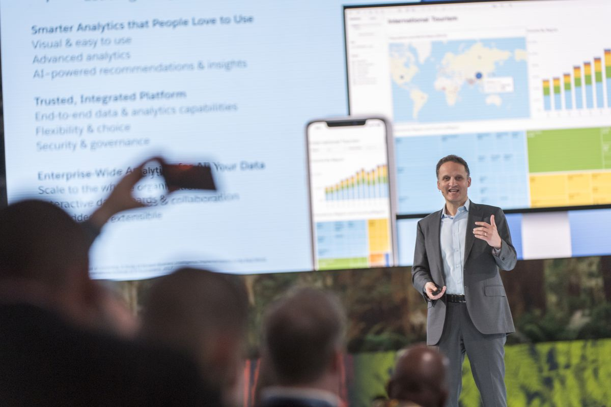 Key Speakers At 2019 Dreamforce Conference