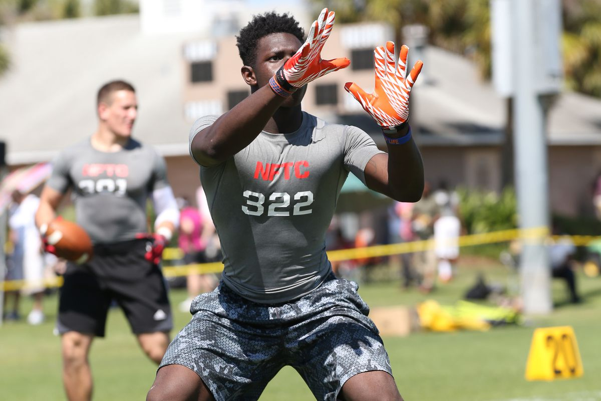 Tristan Payton is thinking hard about Ohio State.
