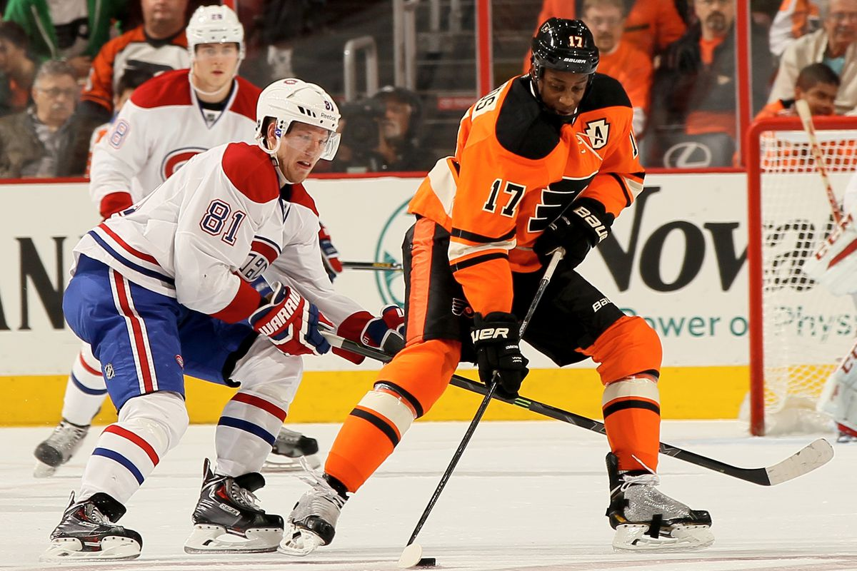 Can the Habs' hottest player slow down the Flyers?