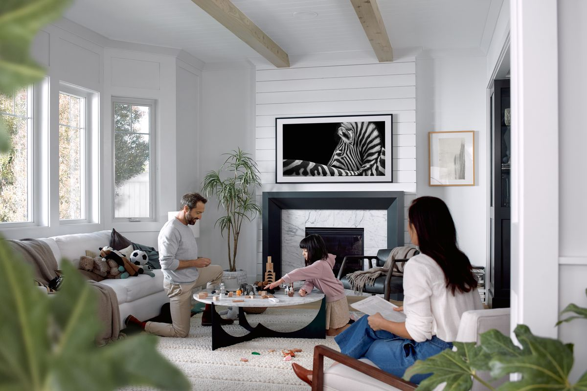 Where to put a TV in the living room - Curbed