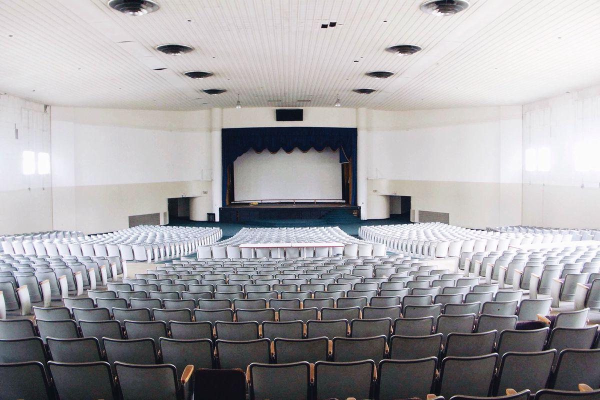 Luce Auditorium