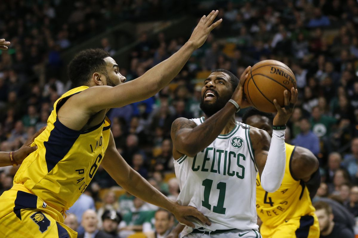 Image result for celtics vs pacers usa today