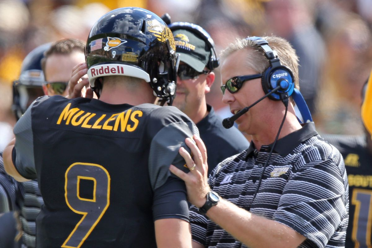 After having great success at Oklahoma State with Brandon Weeden, Todd Monken has another QB with Nick Mullens