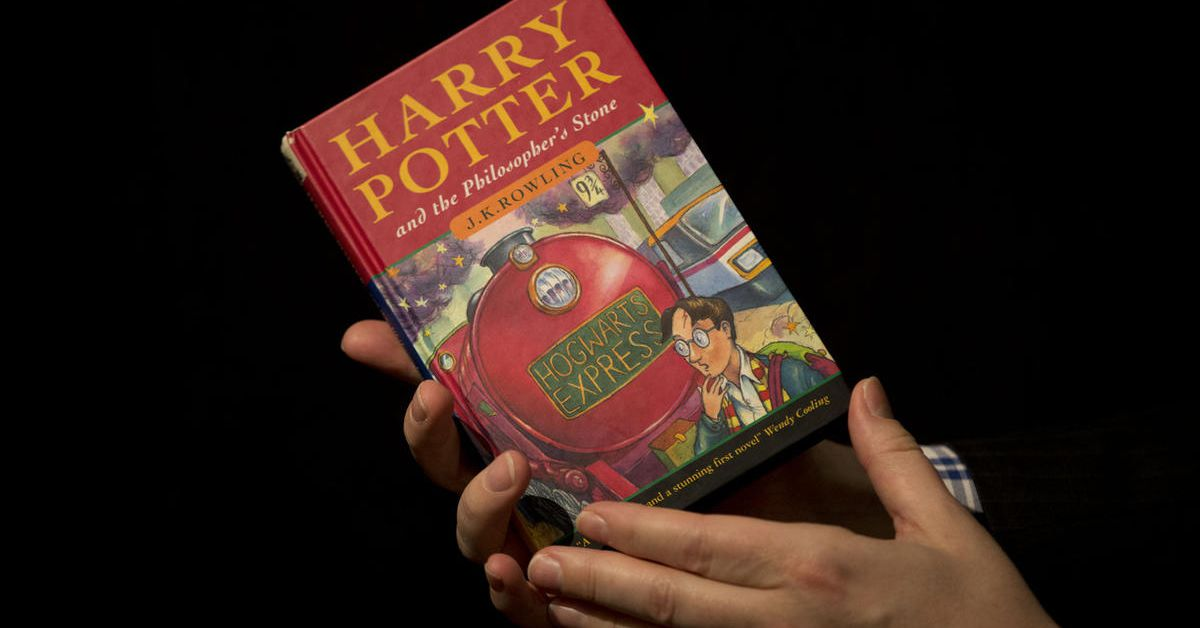 'Harry Potter': This man's first edition book could be worth $65,000 thumbnail