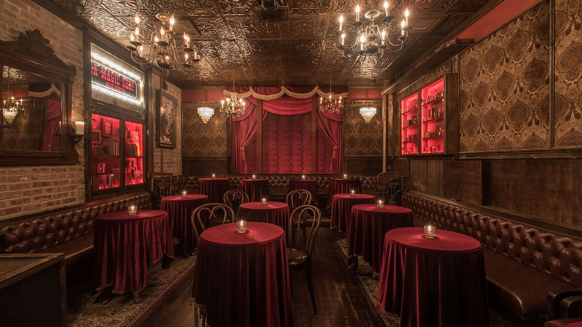 Black Rabbit Rose Revives The Magic Theater In Hollywood