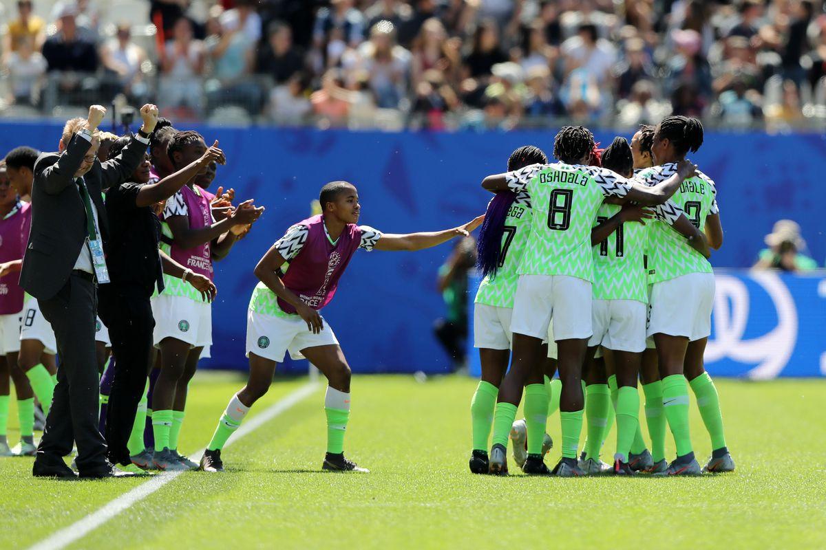 Nigeria v Korea Republic: Group A - 2019 FIFA Women's World Cup France