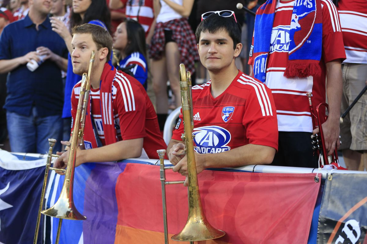 Yeah, sucks seeing your team blown out 4-0 to the worst team in the conference, doesn't it? Oh, FC Dallas fans - may your suffering be eternal.