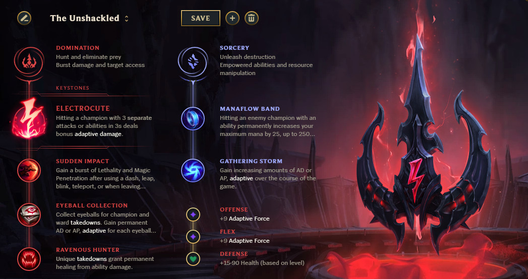 Sylas champion guide: Freeing The Unshackled - The Rift Herald