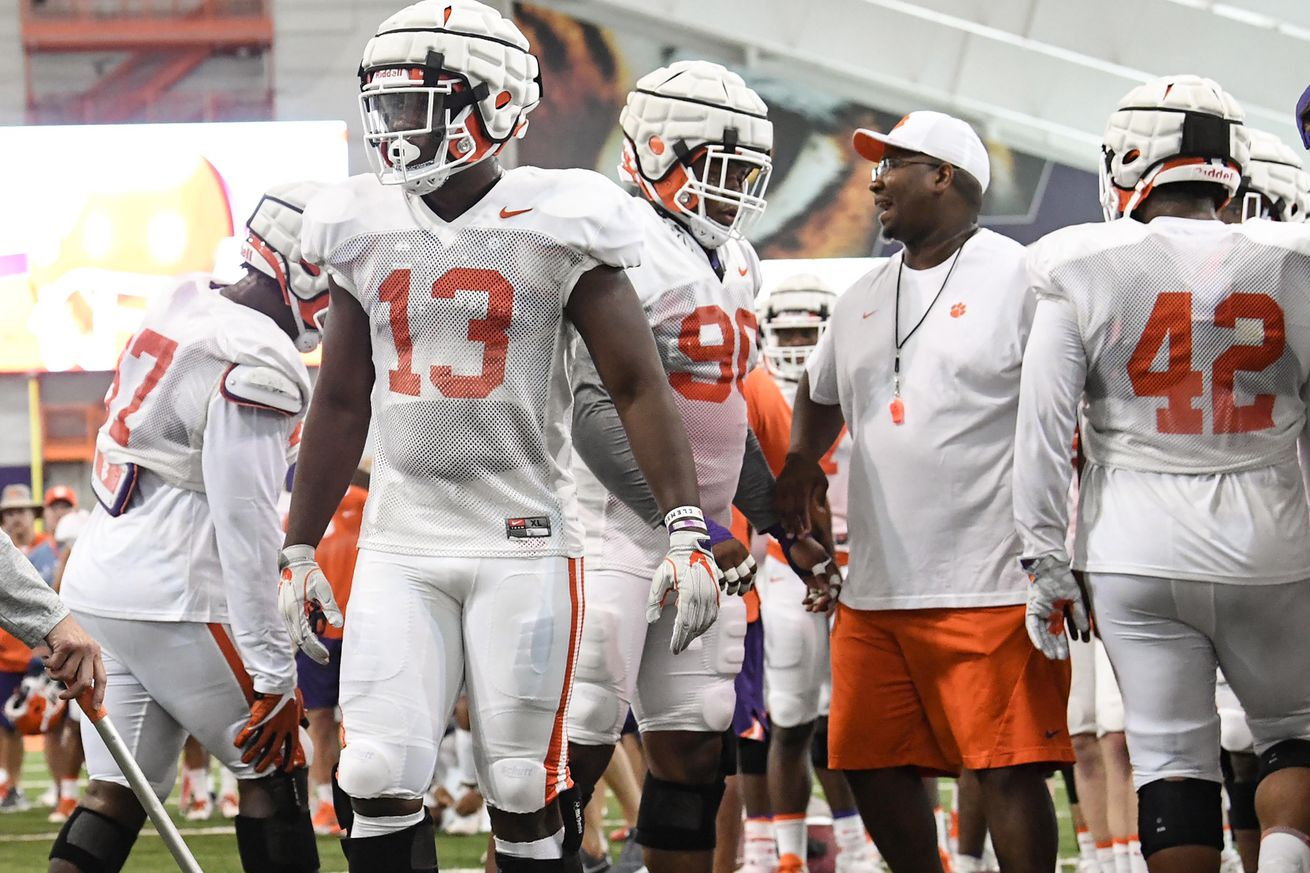2019 Clemson Football Season Preview: Defensive Line Roundtable
