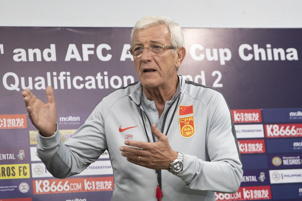 2022 FIFA Qatar World Cup & 2023 AFC China Asian Cup Joint Qualification Round 2: Philippines v China - Press Conference