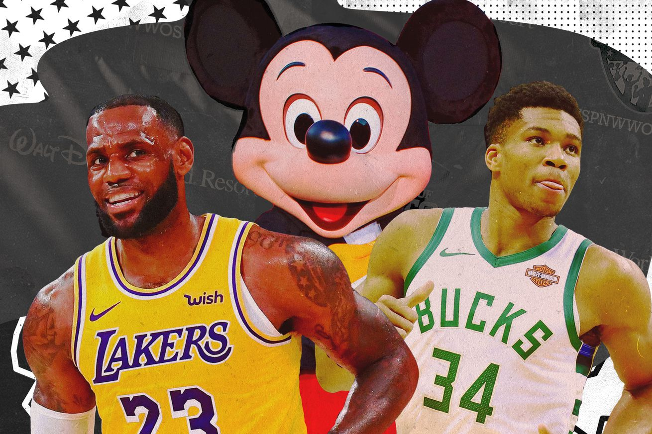 The NBA's possible July return at Disney World, explained