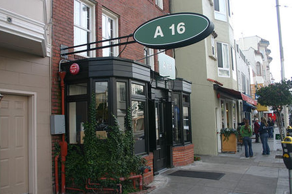 A16 (shown here in its first year) turns 10 today.