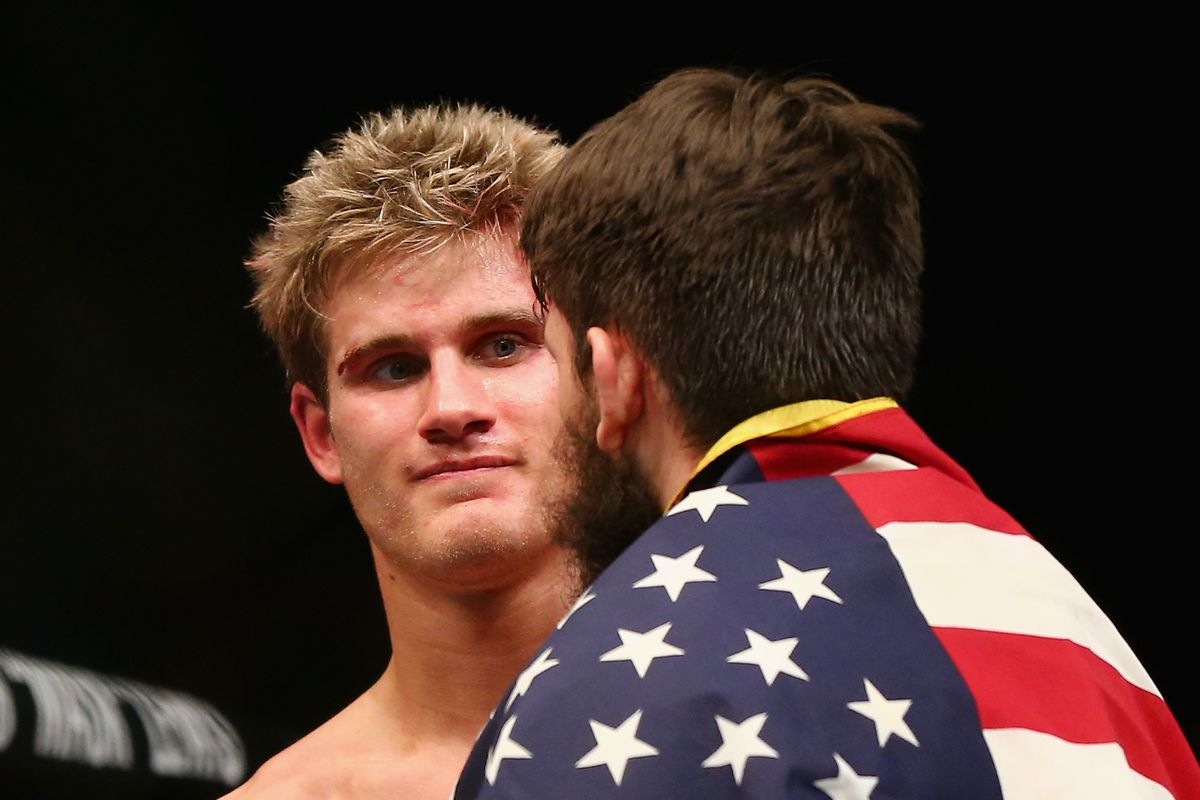 ufc president dana white we have decided to let sage northcutt go