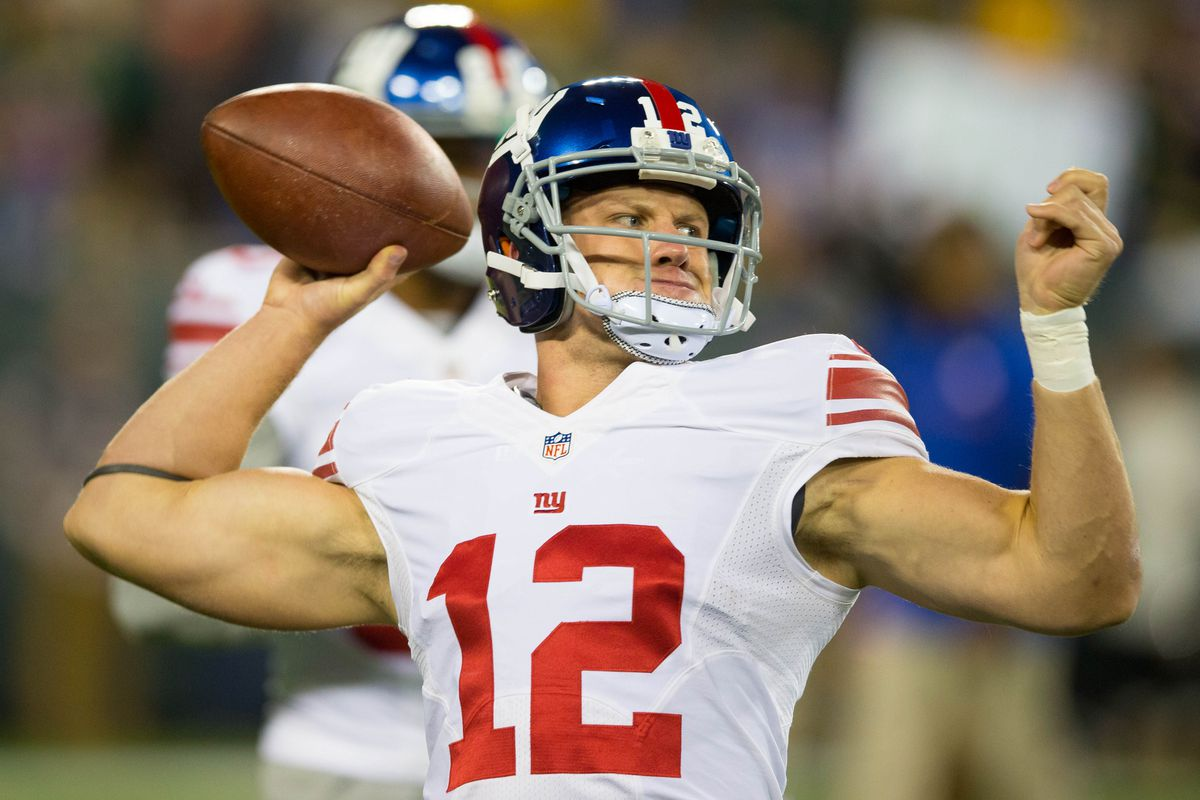 Saints Signing Former Giants QB Ryan Nassib