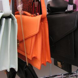 Various colors of the Rider Bag, $225