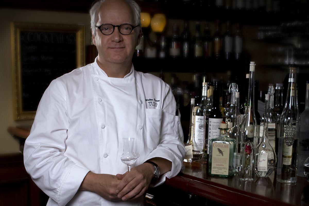 Chef Walter Pisano