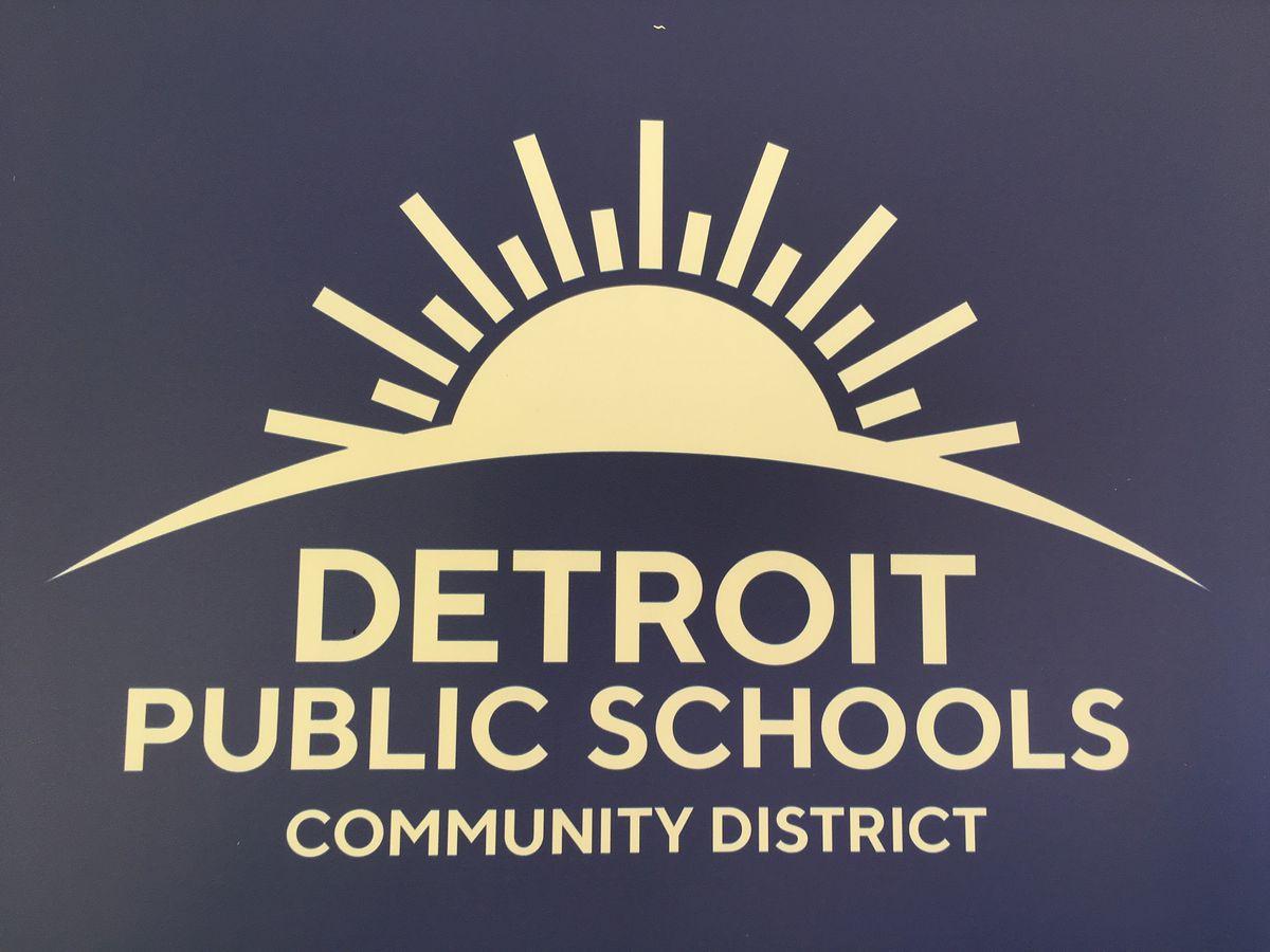 Detroit's main district has a new logo.