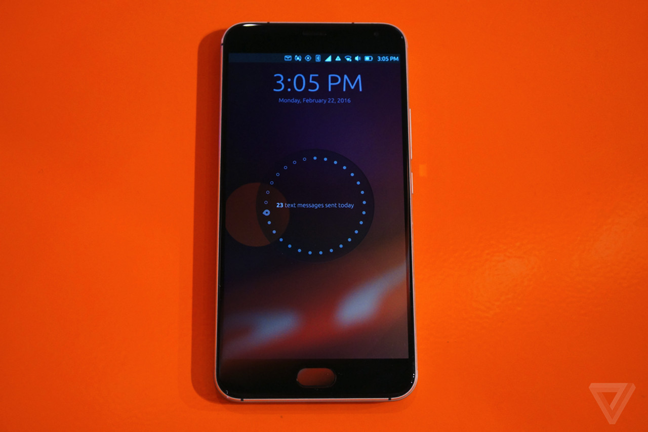 The most powerful ubuntu phone is still not good enough the verge the meizu pro 5 has the galaxy s6s processor but not its performance stopboris Image collections