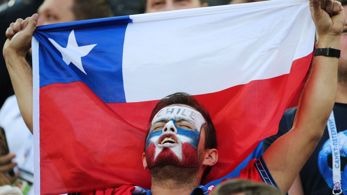 2017 FIFA Confederations Cup Final: Chile vs Germany