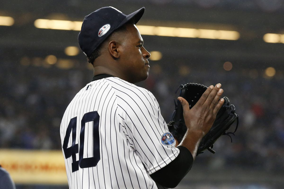 3e93c1f1c9d Yankees spring training  Media reactions to Luis Severino s extension -  Pinstripe Alley