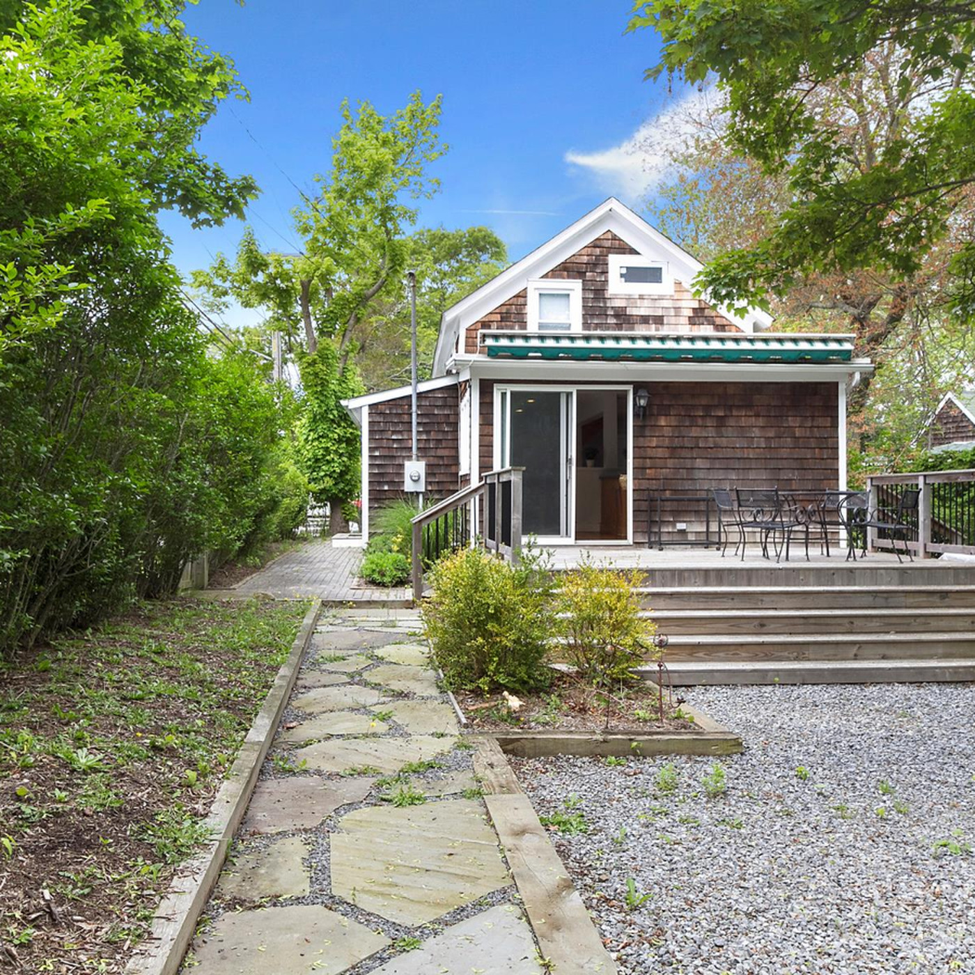 Sag Harbor home from 1880 with 1,105 sq  ft  cuts price, now