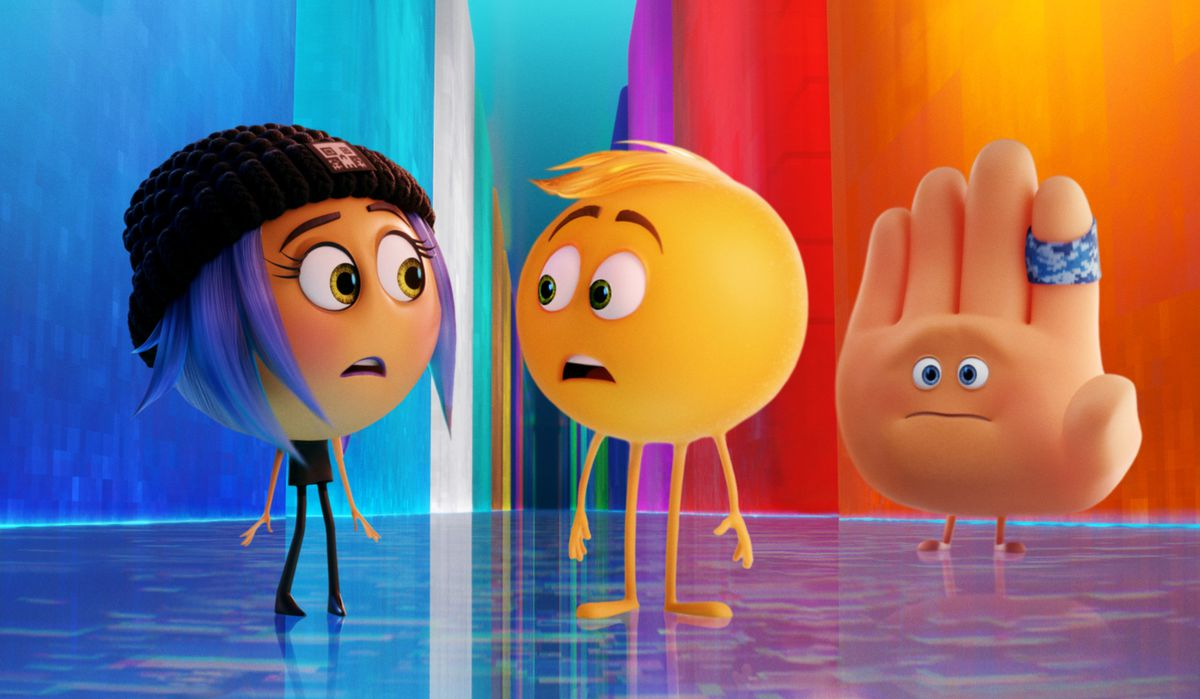 Do not see The Emoji Movie - Vox