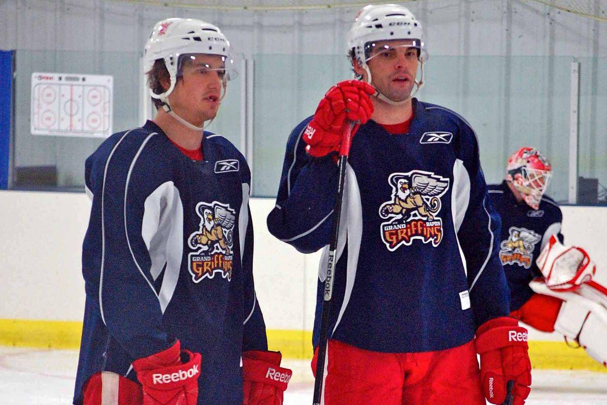 Mitch Callahan and Jeff Hoggan
