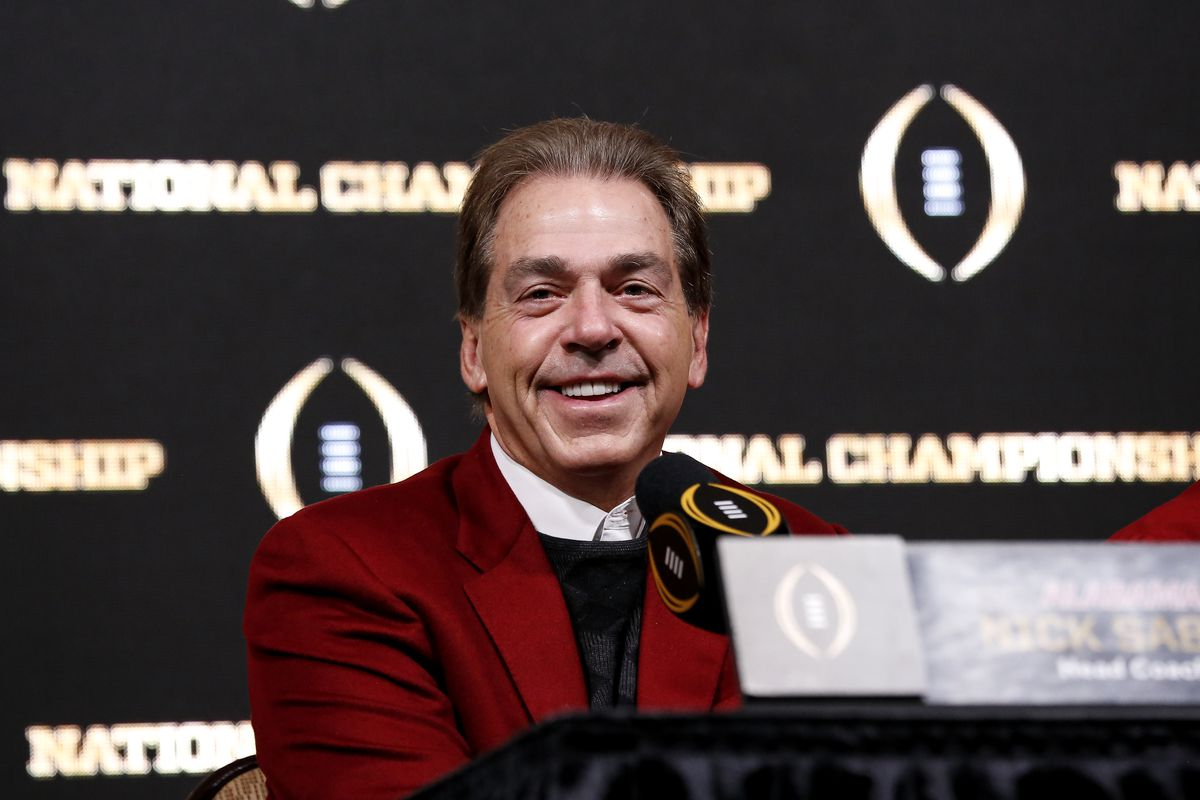 CFP National Championship presented by AT&T - Winning Press Conference